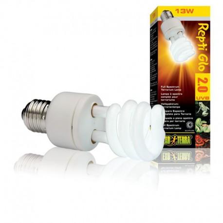 Ampoule Natural Light Exo Terra, 13 W-V