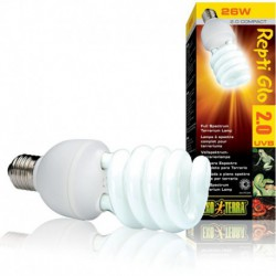 EX NaturalLight Spectrum Bulb 120V 26W-V