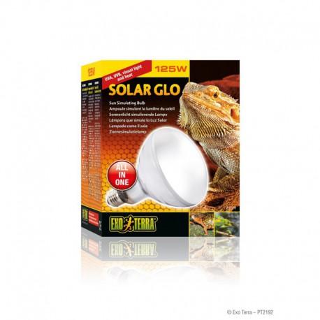 Ampoule Solar Glo Exo Terra, 125 W-V