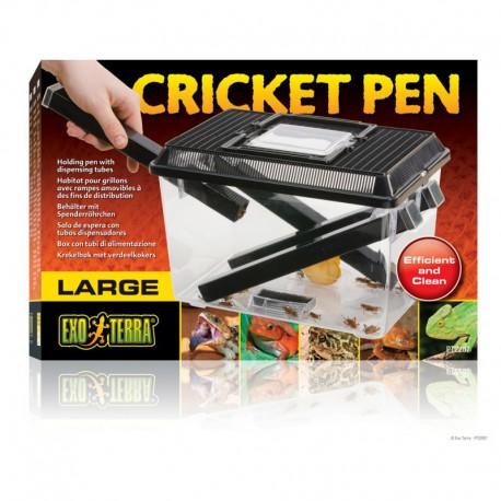 Habitat pour grillons Cricket Pen EX,G-V EXO TERRA Accessoires Divers