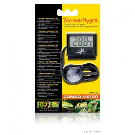 Thermo. /Hygro Rept-O-Meter DEL EXT-V