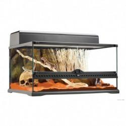 EX All Glass Terrarium-60x45x30cm w/BG
