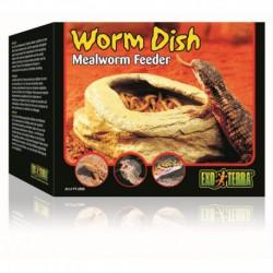 Exo Terra MeaLWorm Feeder Dish-V
