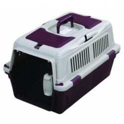 TUFF CRATE TK100 Dlx Pet Carrier - BG
