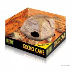 Grotte pour gecko EX, M, 16x13x10,5 cm