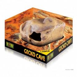 EX Gecko Cave,22.5x17.5x12cm, Large