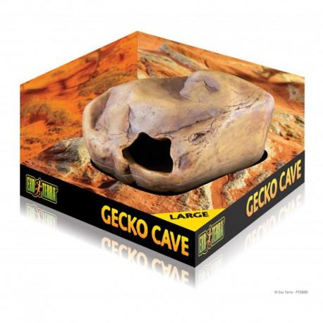 Grotte pour gecko EX, G, 22,5x17,5x12cm