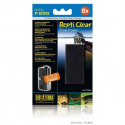 EXT Repti Clear 250 Fine Foam-V