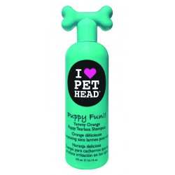 16OZ PET HEAD PUPPY FUN SHAMPOOING