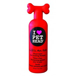16OZ PET HEAD LIFE S AN ITCH SHAMPOOING