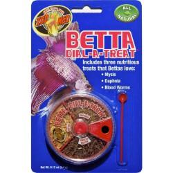 Betta Dial-a-Treat0.12 Oz