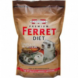 Premium Ferret Diet, 4 lb. Bag