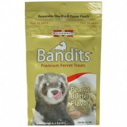 Bandits Ferret Treat, Peanut Butter, 3 oz.