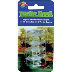 Turtle Dock Replacement Suction Cups4 EA ZOOMED Accessoires Divers