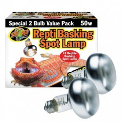Basking Spot Value Pk (2 pack)50W