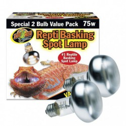 Basking Spot Value Pk (2 pack)75W
