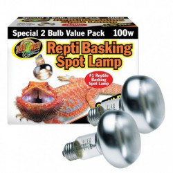 Basking Spot Value Pk (2 pack)100W