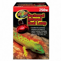 Red Infrared Heat Lamp250W