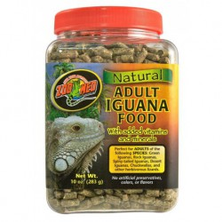 Natural Iguana Food (Adult)10 OZ