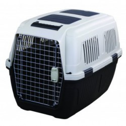 TUFF CRATE TK500 Dlx Pet Carrier - GY