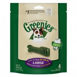 Greenies Mini Treat-Pak Large 6oz (4 un)