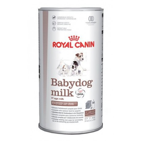 Babydog Milk 0 400g