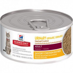Hill s  ScDiet  Adult Urinary & Hairball Control  2,9 oz