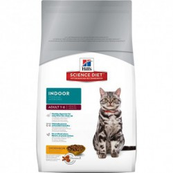 Hill s  Science Diet  Adult Indoor  3,5 lbs