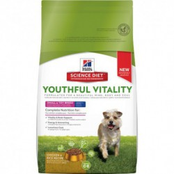 Hill s ScDiet Adult 7 Youthful Vitality Sm.&Mini 3,5 lbs