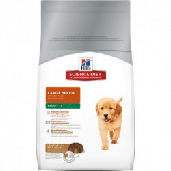 Hill s ScDiet Puppy LB Lamb Meal & Brown Rice Recipe 33 lbs