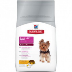 Hill s  Science Diet  Adult Small Paws   15,5 lbs