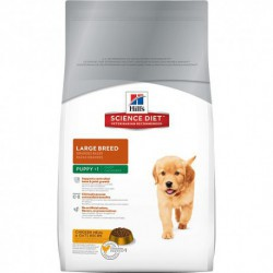 Hill s  Science Diet  Puppy Large Breed  30 lbs