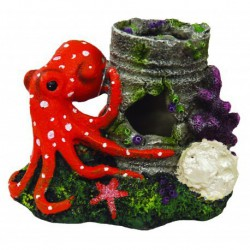 Aquafit Polyresin Octopus