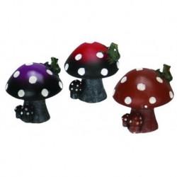 Aqua-Fit Mushroom 2x1x1.5 in