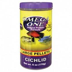 OS Large Cichlid Pellets 6oz