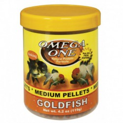 OS Med. Goldfish Pel 4.2oz