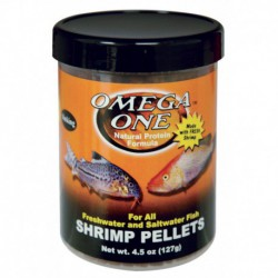 OS Shrimp Pellets 4.5oz