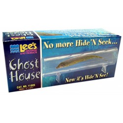 LEES Ghost House 10 in
