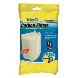 WHISPER EX Carbon Filter MED 2pk