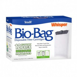 WHISPER Bio-Bag Med 12 pack