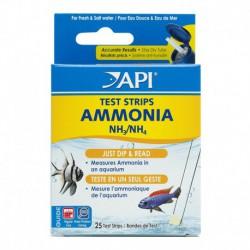 API 33D Ammonia Aq Test Strips