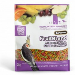 ZuPreem FruitBlend Flavor - Medium - 2 lbs