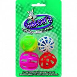 SIMON S Ball Value Pack 4pk 1.5 in