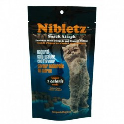 NIBLETZ - Natural Salt Water Cod 85g