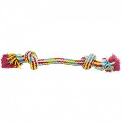 FLOSSYCHEWS Braidys 2 knot Bone - Large 14