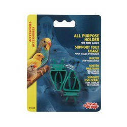 LW Plastic Hold All, Asst. Colors-V