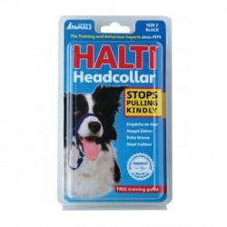 HALTI Headcollar Size2/BK