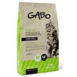 GABO NOURRITURE CHAT/CHATON 7 kg