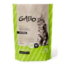 GABO NOURRITURE CHAT/CHATON 3 kg (Bal 6)