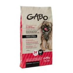 GABO NOURRITURE CHIEN/CHIOT TOUTES RACES 11,36 kg